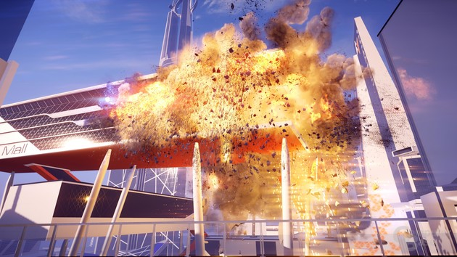 Ganz ohne Michael Bay kann EA dann doch nicht