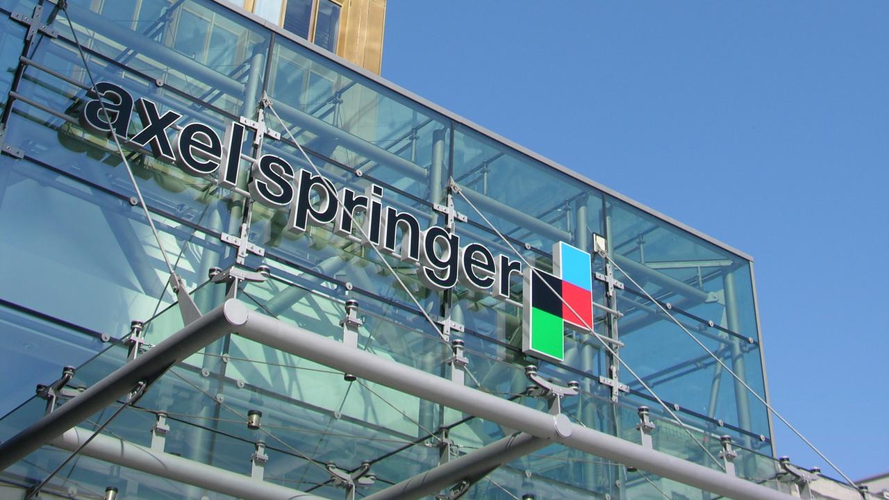 Marktforschung: Axel Springer kauft US-Marktforscher eMarketer