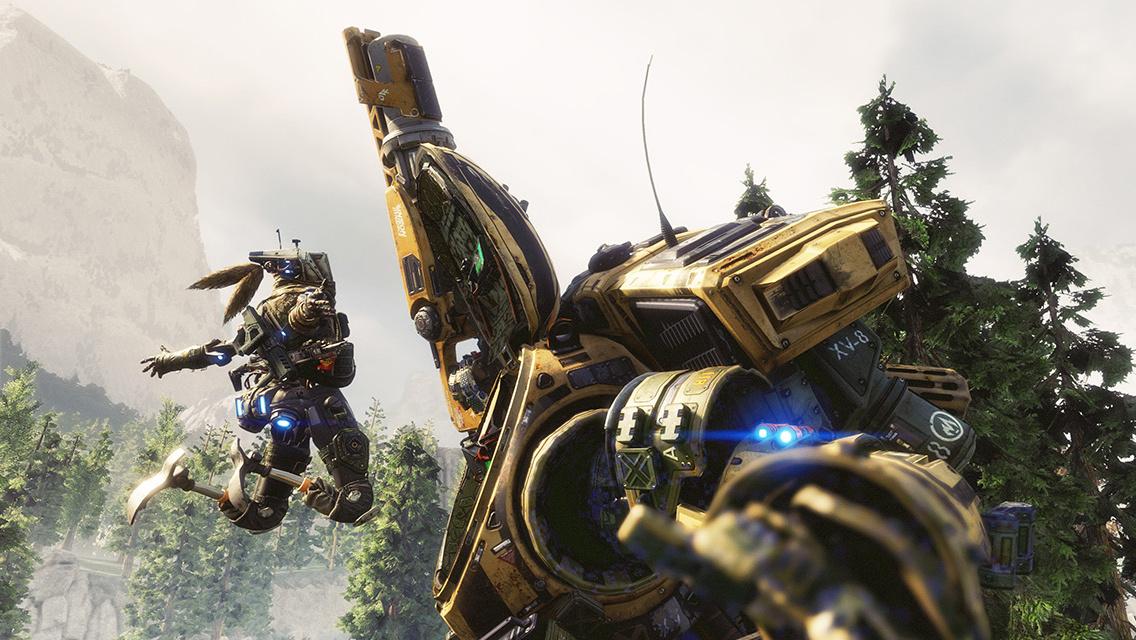 Titanfall 2: Nahkampf-Titanen und Details zur Story
