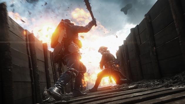 Battlefield 1: Mehr Zerstörung, Wetter und Schlachtfeld-Giganten