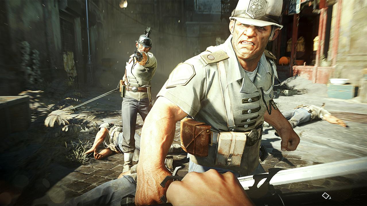 Dishonored 2: Zwei Assassinen treffen verschiedene Missionsthemen
