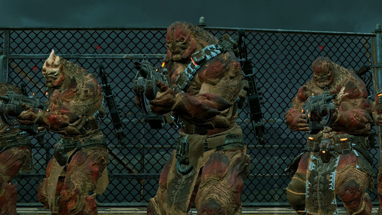 Microsoft: Gears of War 4, Dead Rising 4, Halo Wars 2 und mehr