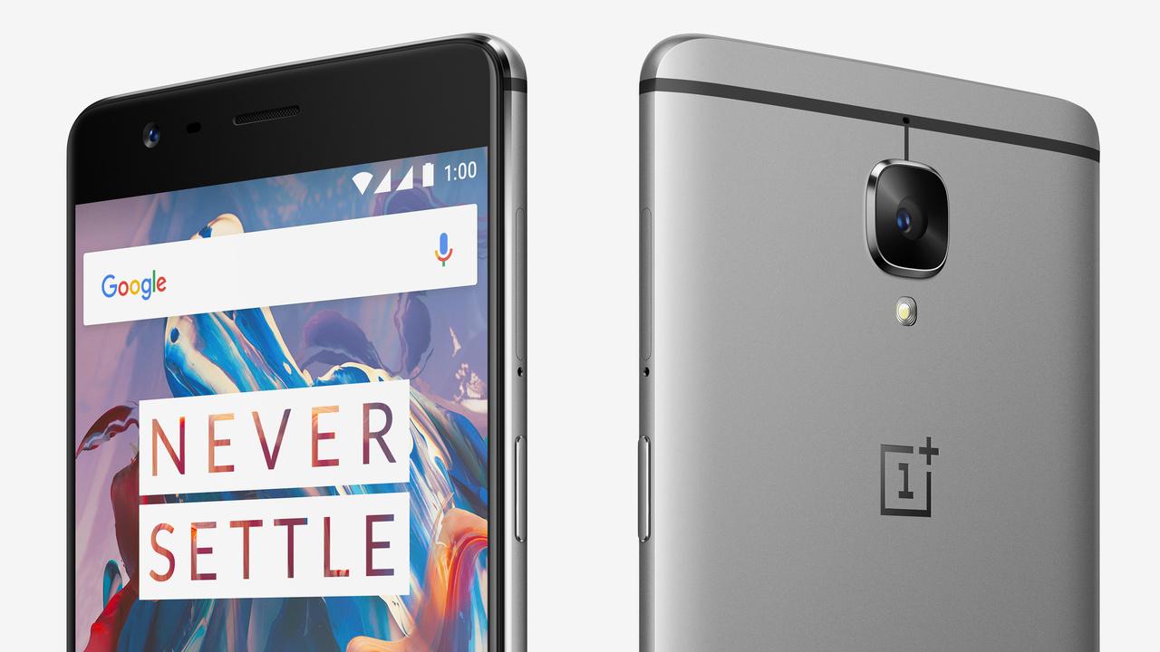 OnePlus 3: Alu-Unibody mit AMOLED & Snapdragon 820 für 399Euro