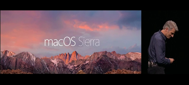 Apple macOS Sierra
