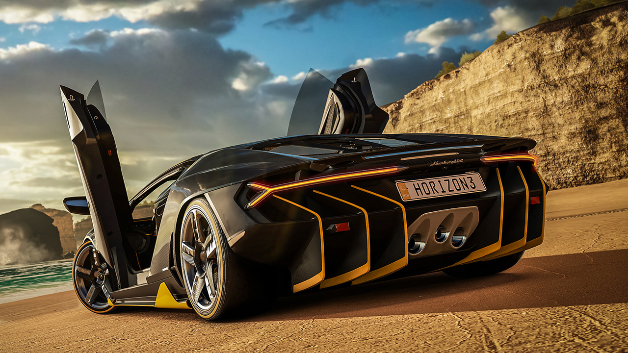 Forza Horizon 3: Rennspiel im September für Windows 10 und Xbox One