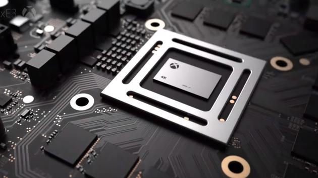 """Microsoft: Xbox """"Scorpio"""" mit 6-TFLOPS-GPU kommt Weihnachten 2017"""
