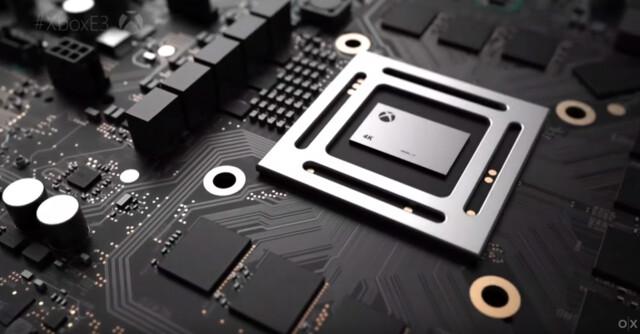 Xbox: Project Scorpio