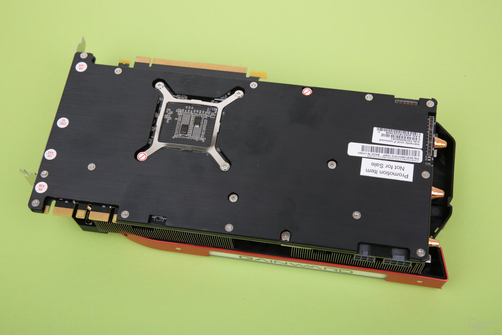 Gainward GeForce GTX 1080 Phoenix GLH