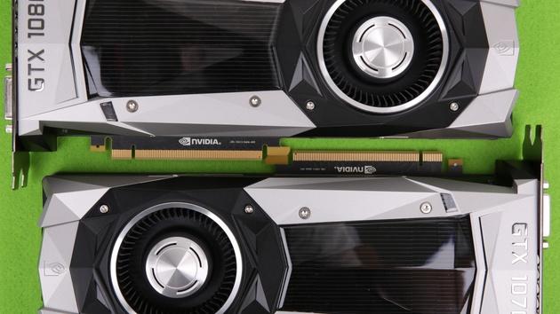 Nvidia Pascal: Weitere Partnermodelle der GTX 1070 und GTX 1080