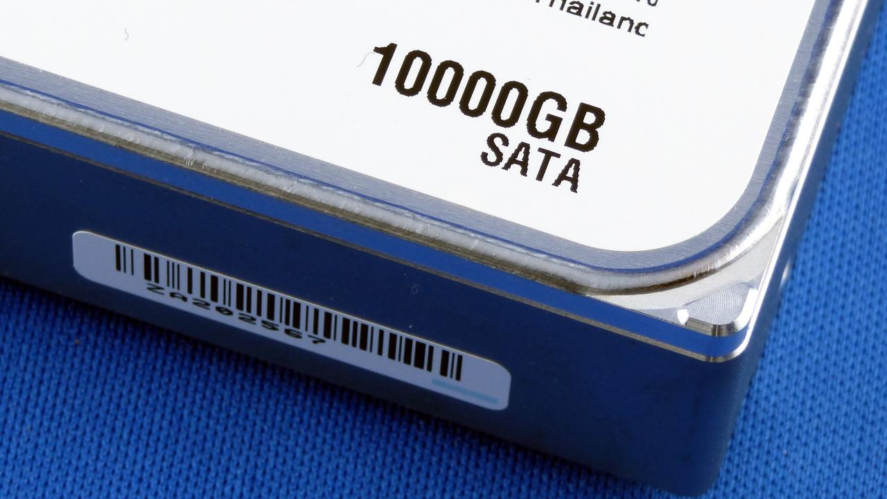 Festplatte mit 10 TB im Test: Seagates Speicherriese ist schnell und sehr sparsam