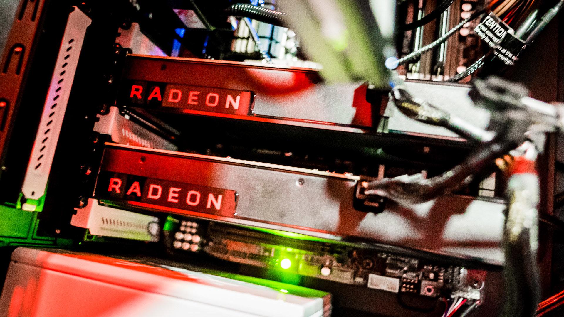 AMD Radeon RX 480 im Doppelpack