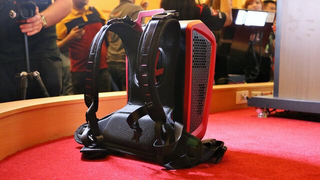 MSI Backpack PC