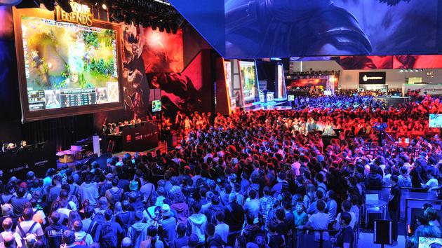Ausverkauft: Auch Messefreitag der Gamescom ausverkauft