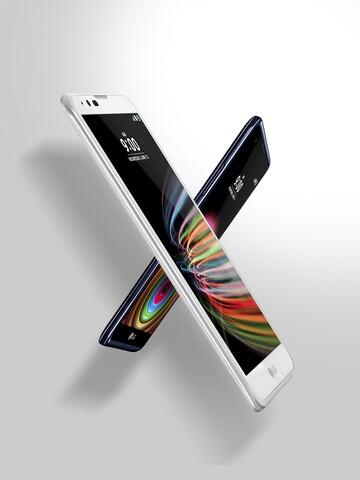 LG X Power und X Mach (weiß)