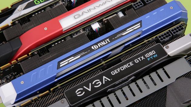 GeForce GTX 1080 im Test: Partnerkarten im Benchmark-Vergleich