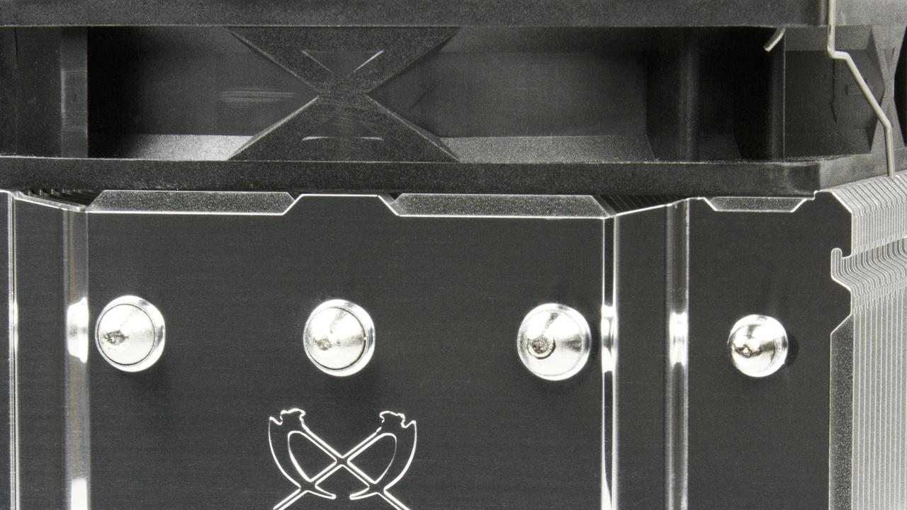 Scythe Kabuto 3: Top-Blow-Kühler erhält neues Lamellendesign