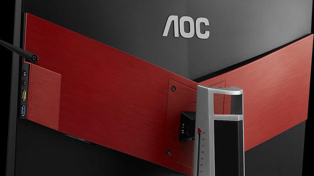 AOC AG271QG: Preis und Spezifikationen zum G‑Sync‑Monitor mit 165 Hz