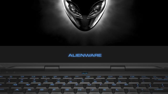 Alienware 13 R2: Erstes Spiele-Notebook mit optionalem OLED-Display