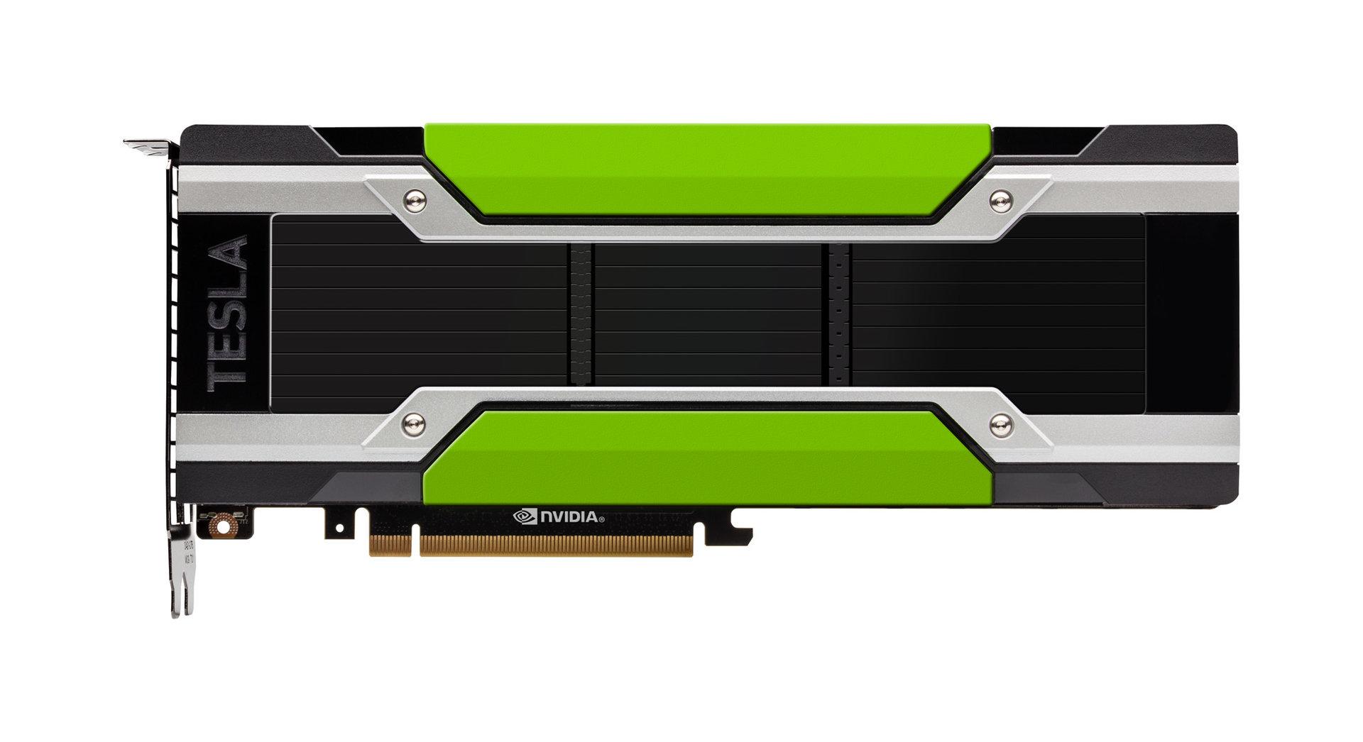 Nvidia Tesla P100 für PCIe