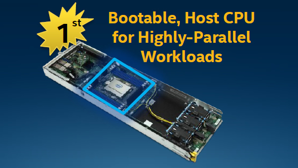 Intel Xeon Phi: Knights Landing in vier Modellen ab 2.438 US-Dollar
