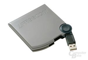 Freecom USB-Festplatte