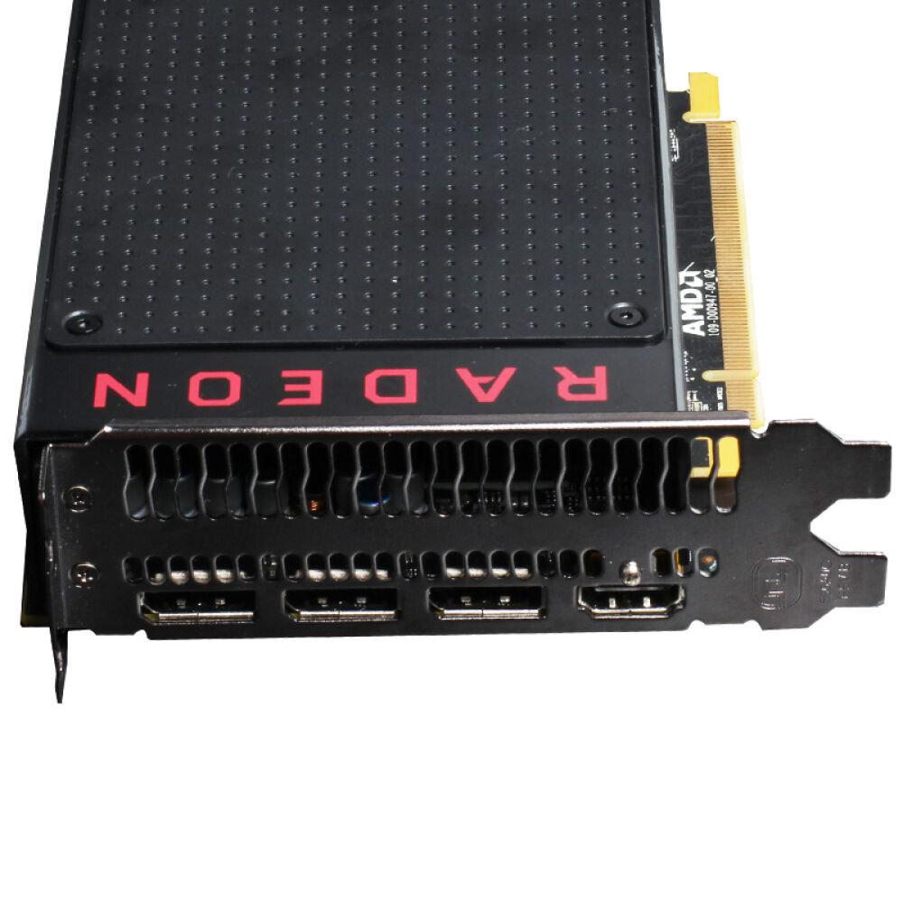 Yeston Radeon RX 480 im Referenzdesign