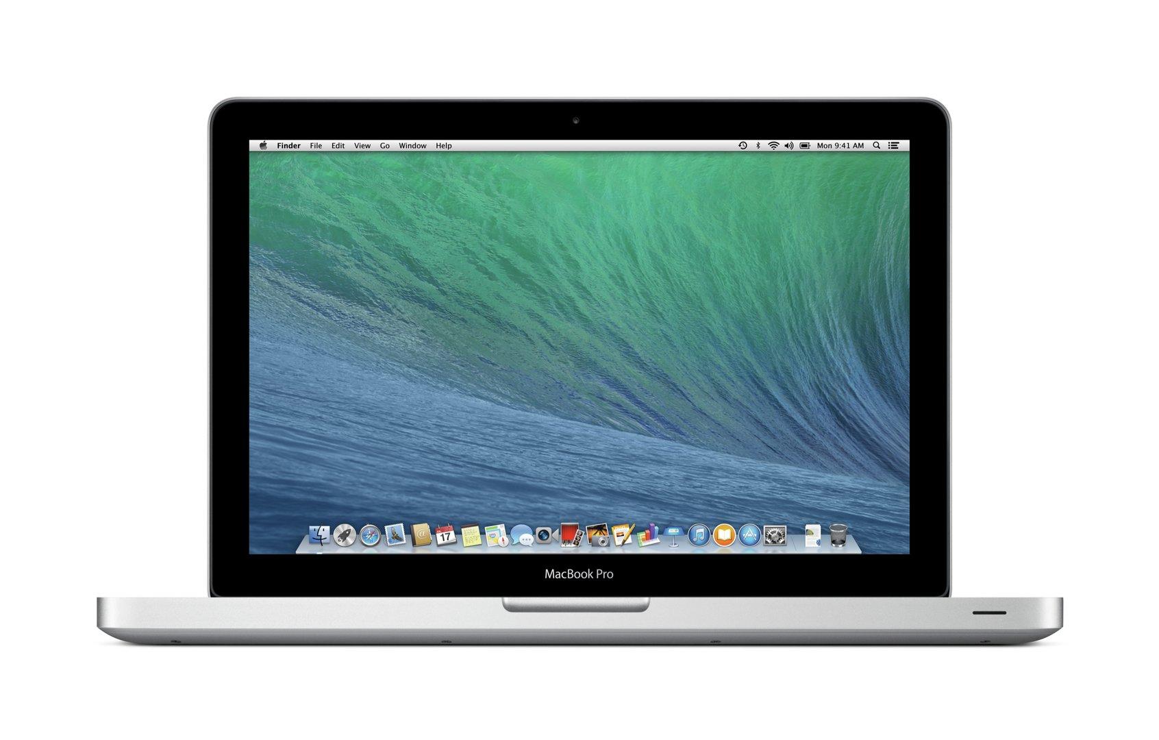 """MacBook Pro 13"""" ohne Retina-Display mit optischem Laufwerk"""