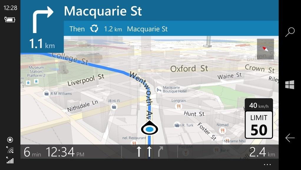 Windows Maps: Microsoft verbessert Karten-App & erlaubt HERE-Migration