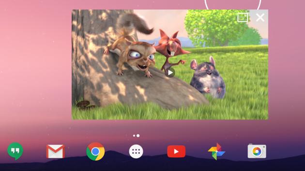 Android-App: VLC 2.0 kann Netzwerk-Wiedergabe & Fenster-Betrieb