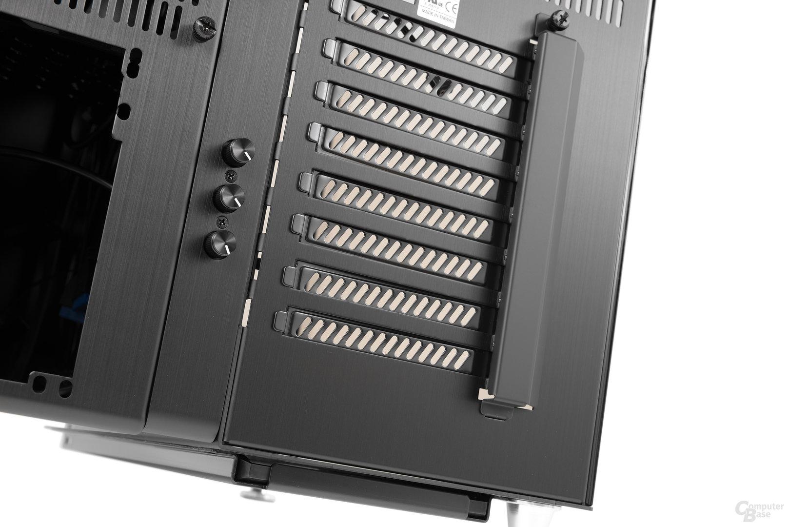 Lian Li PC-O9 – RGB-LED-Steuerung