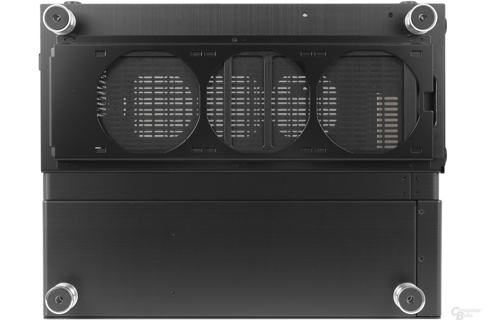 Lian Li PC-O9 – Untersicht