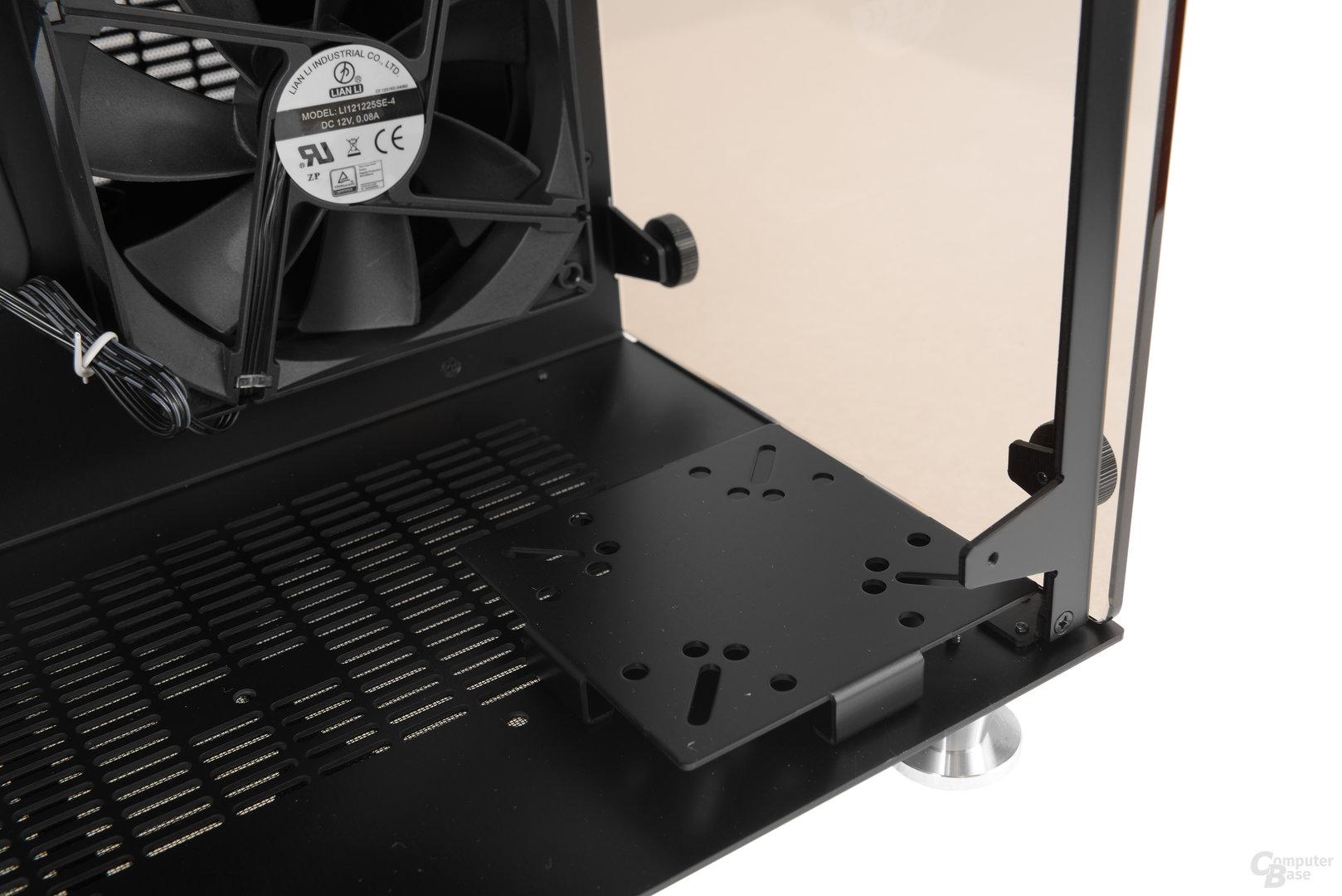 Lian Li PC-O9 – Bracket für Pumpen