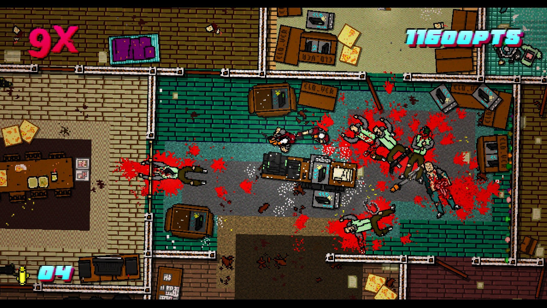 Hotline Miami 2 - Level Editor