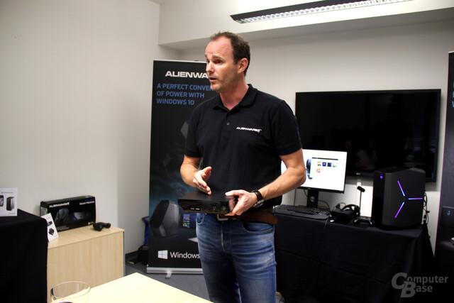 Hendrik Berkhof mit Alpha R2