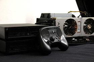 Alienwares Wohnzimmer-PC mit Desktop-GPU