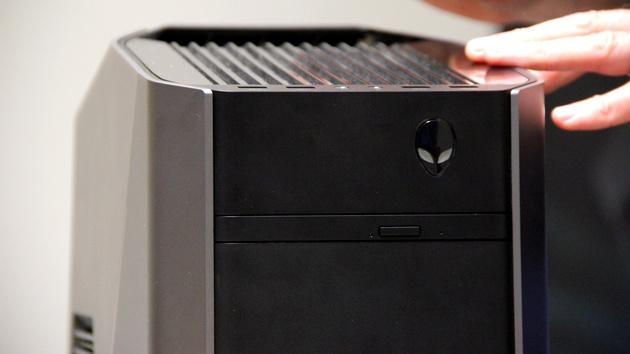 Alienware: Aurora für VR, Windows 10 für die Steam Machine