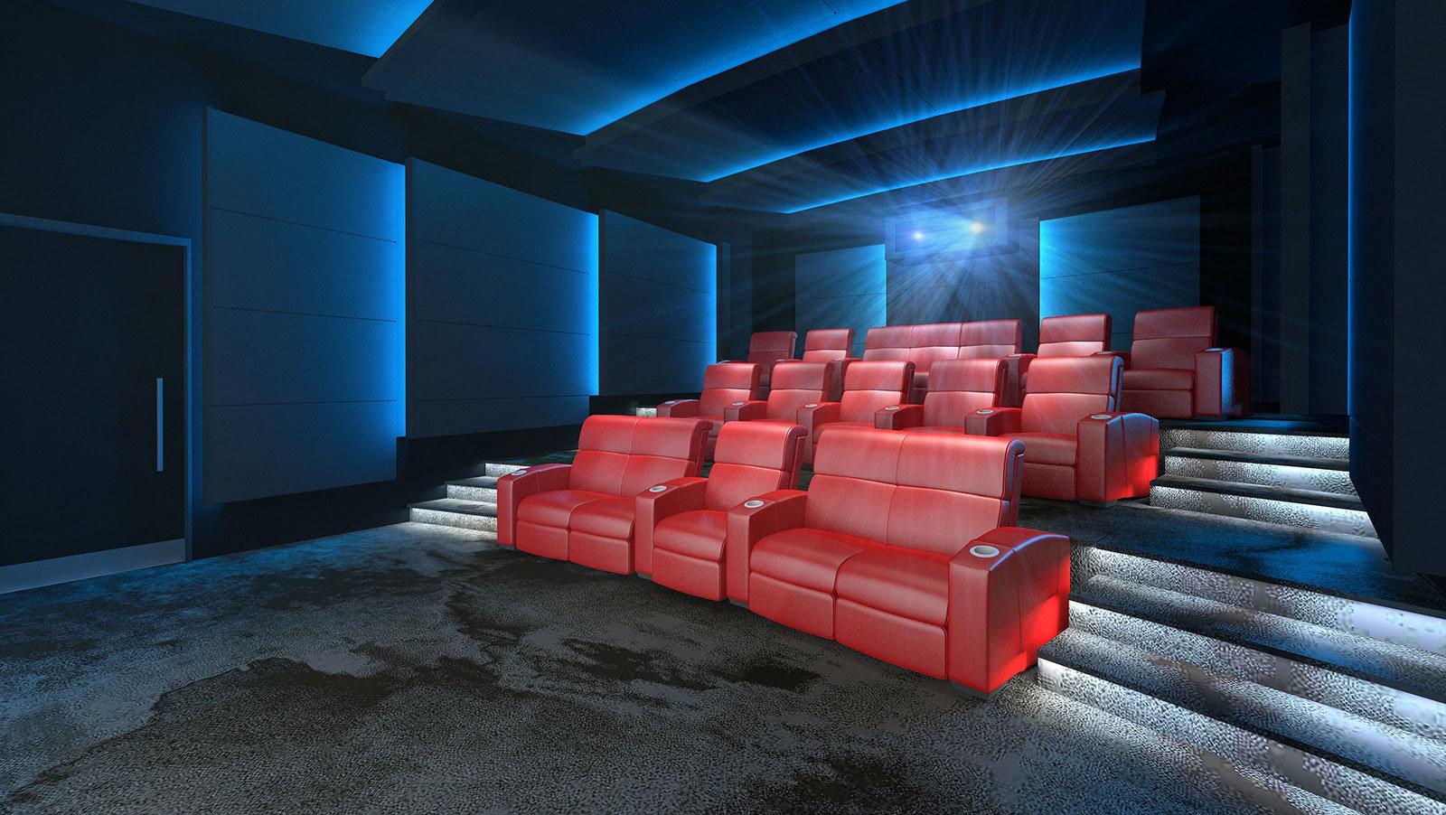 IMAX Privat Theatre Palais