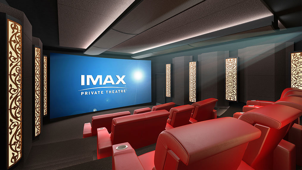 IMAX Privat Theatre Palais (Traditional Design)