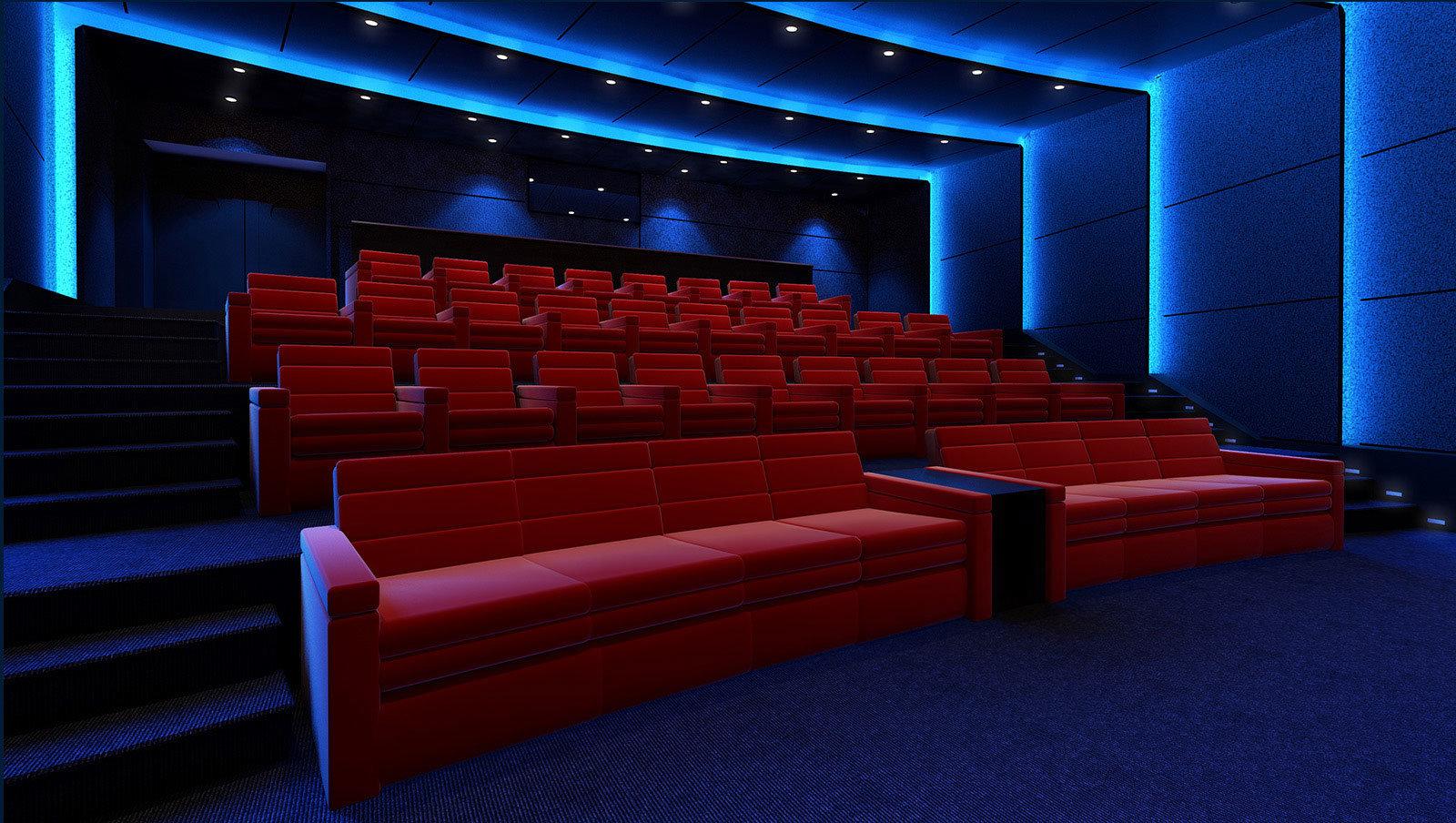 IMAX Privat Theatre Platinum
