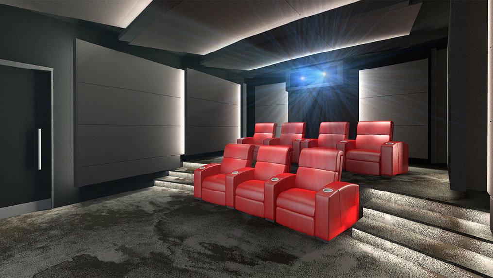 IMAX Privat Theatre Palais (klein)