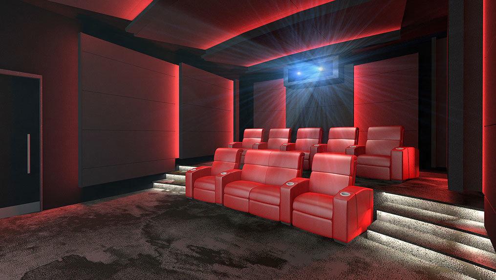 IMAX Privat Theatre Palais (mittel)