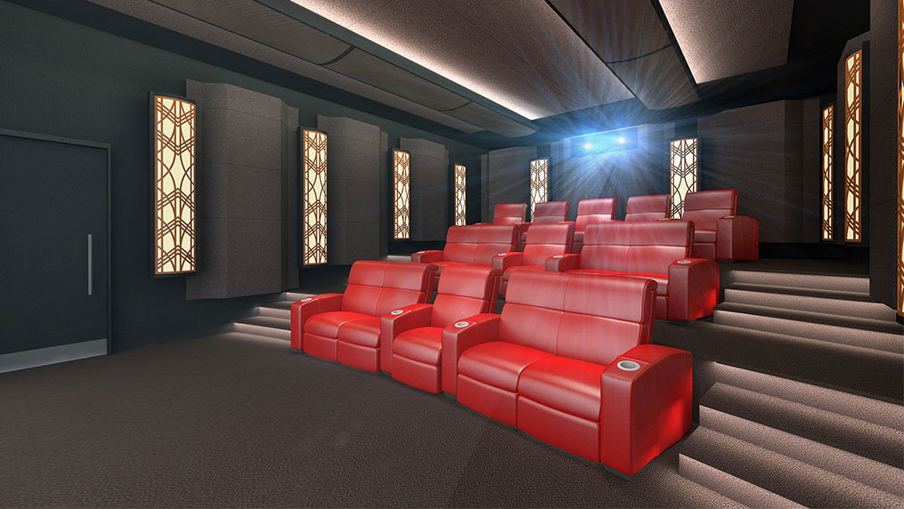 IMAX Privat Theatre Palais (Contemporary Design)