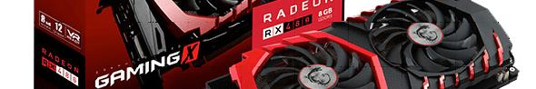 MSI RX 480 Gaming