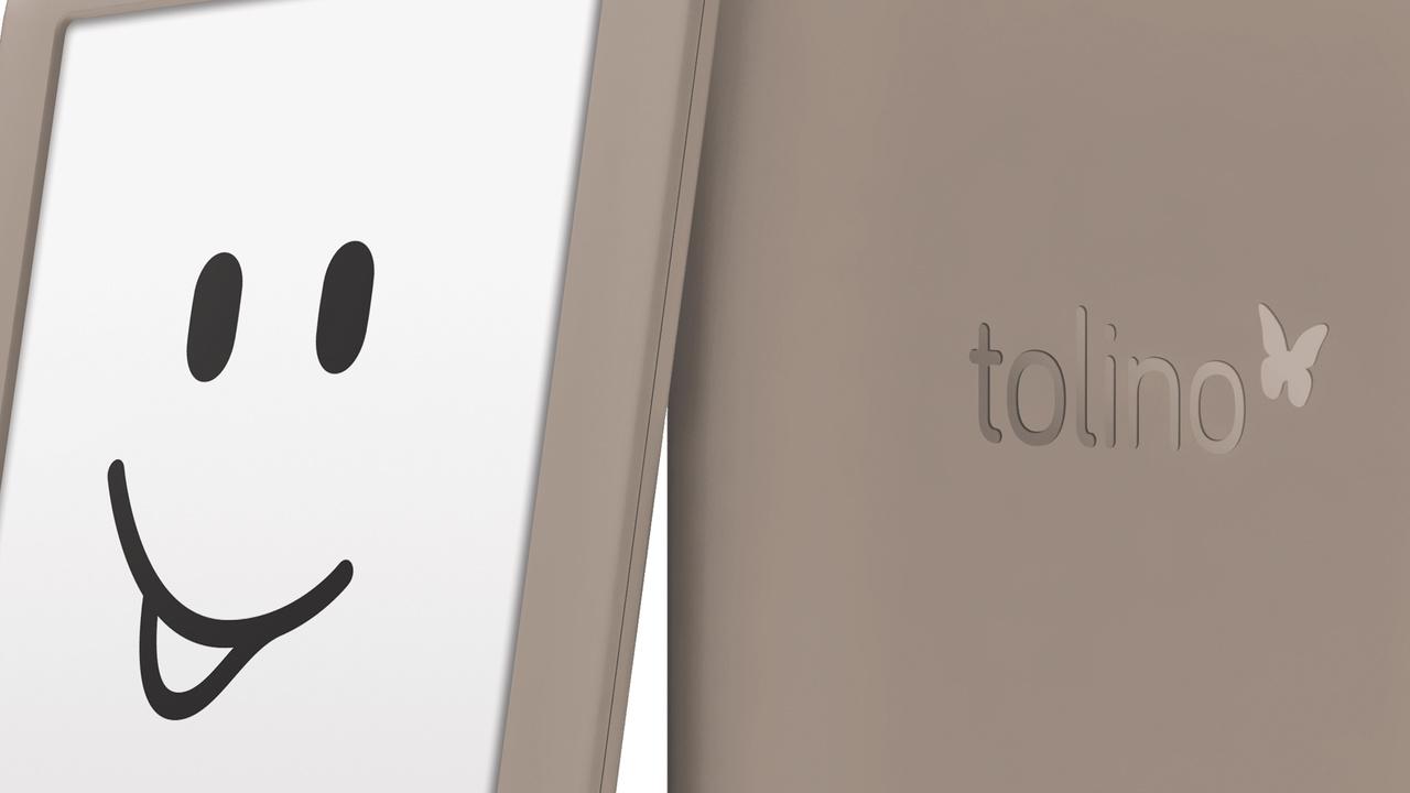 Tolino Page: Kindle-Konkurrenz mit Carta-Display für 69 Euro