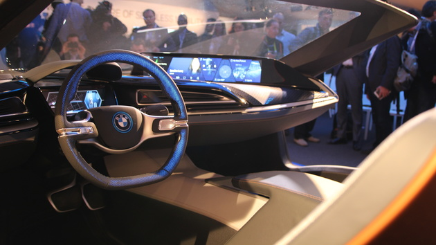 Autonomes Fahren: Intel und BMW entwickeln selbstfahrendes Auto