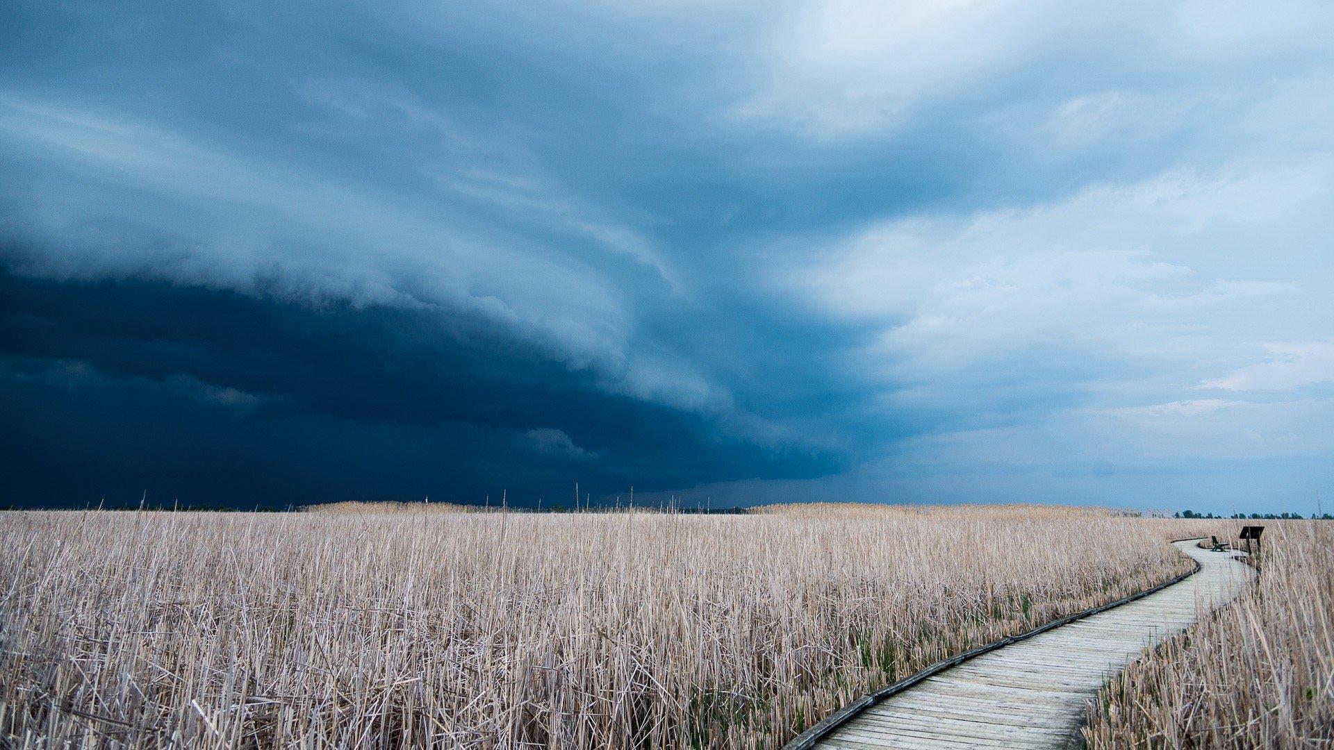 """Das Siegerfoto zum Thema """"Wetter"""""""