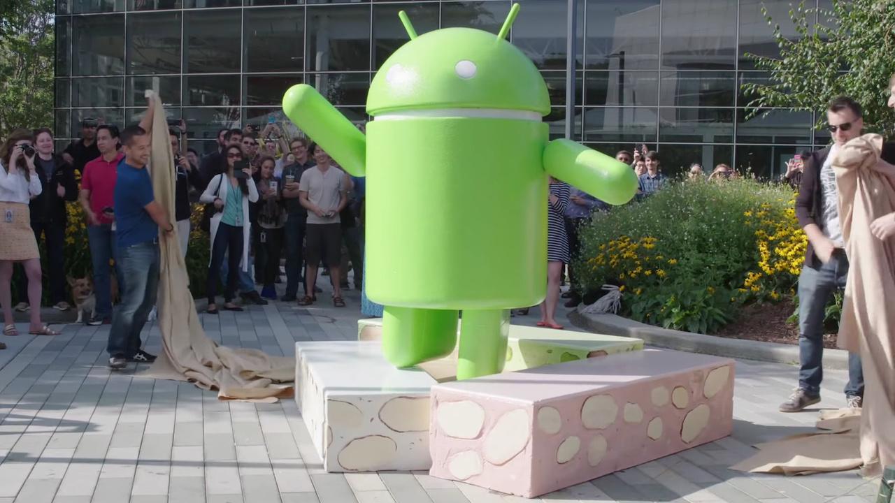 Android 7.0: Bei Google folgt Nougat auf Marshmallow