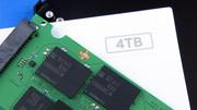 Samsung SSD 850 Evo 4 TB im Test: Die größte und schnellste SATA-SSD