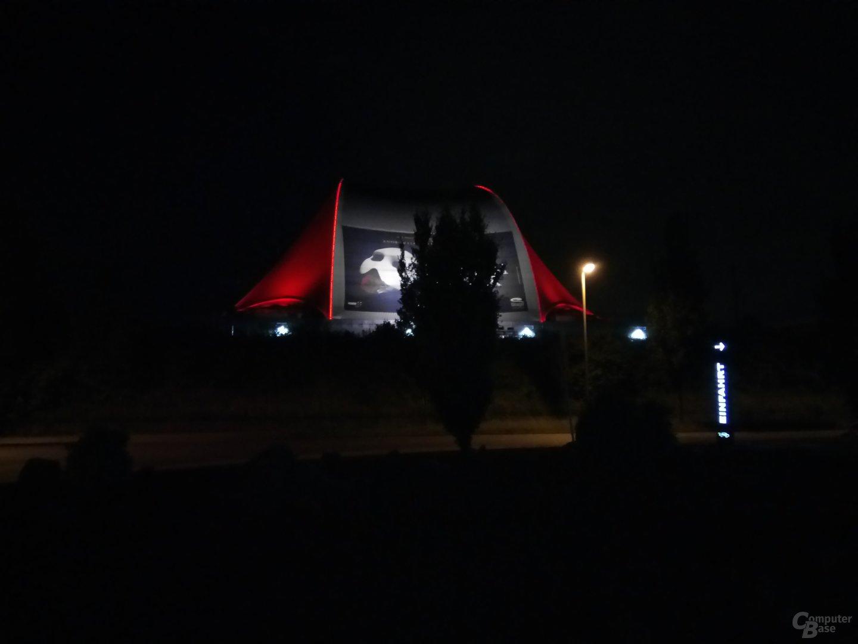Sony Xperia XA im Test – Nacht