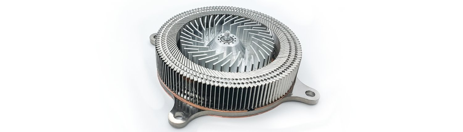 1U Low Profile Kinetic Cooler